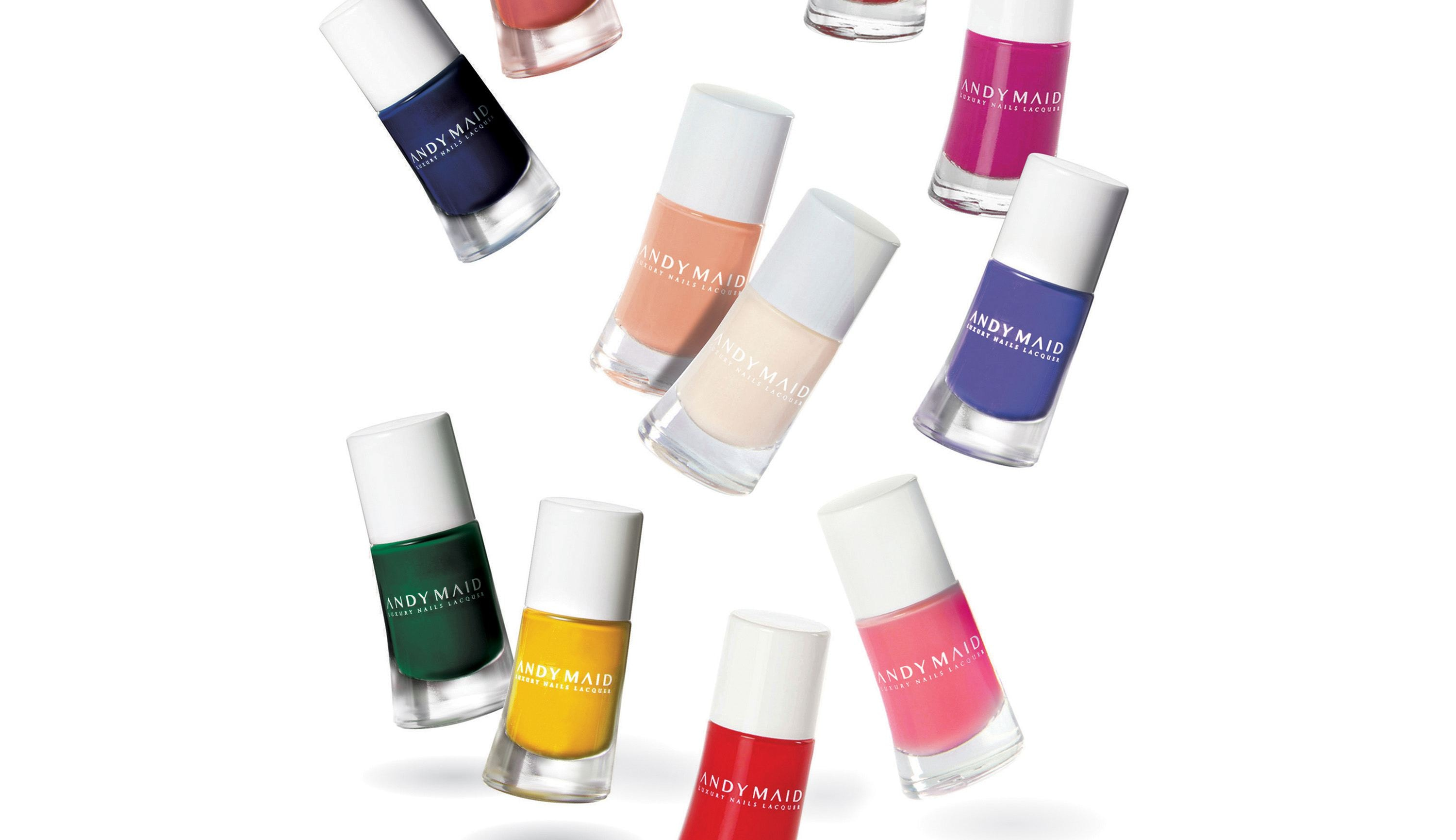 Luxury Nail Lacquer oleh Andy Maid-Italia
