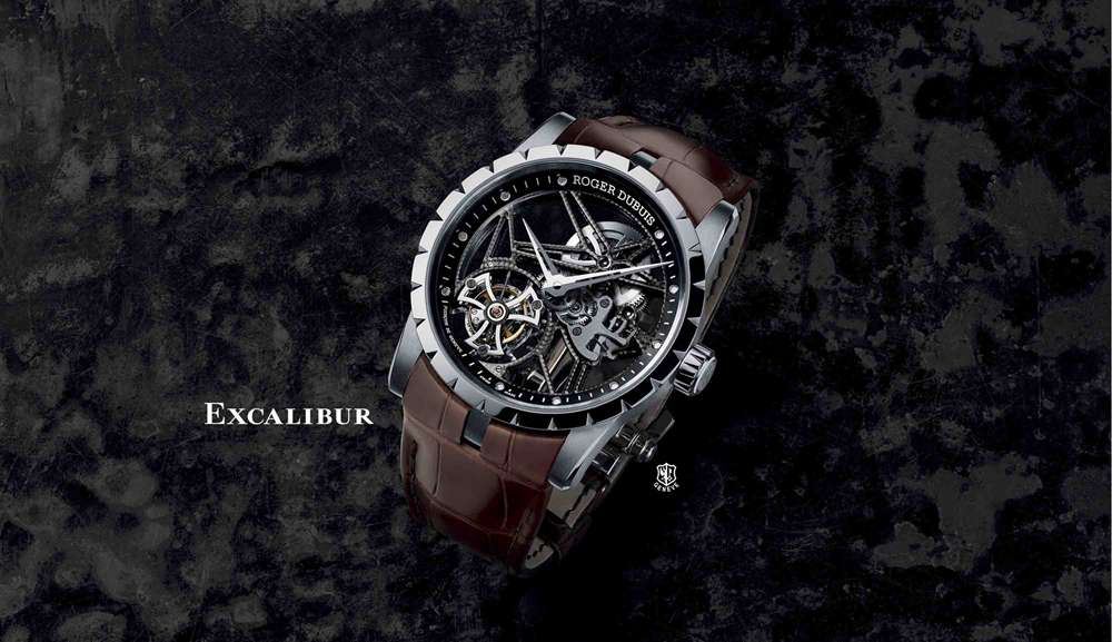 Roger Dubuis Astral Skeleton Experience